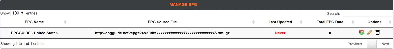 How to add EPG to Xtream Codes IPTV Panel - IPTV Forum-CS